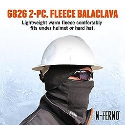 Ergodyne N-Ferno 6826 2-Piece Fleece Balaclava