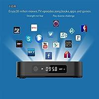 HUBEE T95M Pro 4K 16.1 Quad Core H.265 Android TV Box