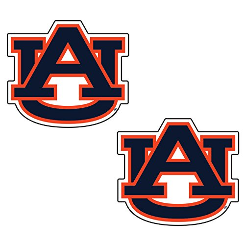 Auburn Tigers Decal AU 2-PACK DECAL 2