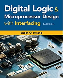 Digital Logic and Microprocessor Design with VHDL: Enoch O