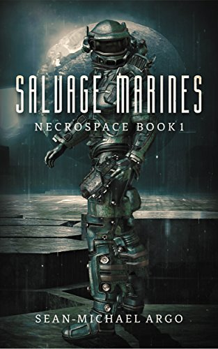 book cover of Salvage Marines