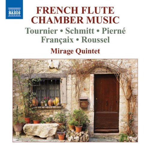 French Flute Chamber Music (Music French Chamber)