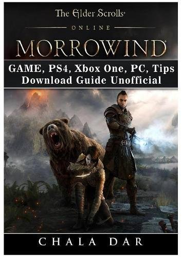 Price comparison product image The Elder Scrolls Online Morrowind Game, Ps4, Xbox One, PC, Tips, Download Guide Unofficial