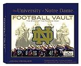 University of Notre Dame Football Vault (College Vault)