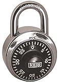 Kasp K11548D Cadenas à combinaison à cadran 48 mm