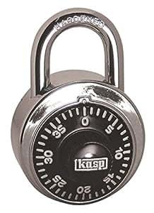 Kasp K11548D - Candado de combinación numérica - 48 mm
