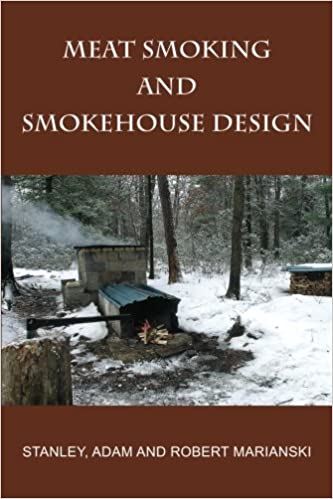 meat smoking and smokehouse design stanley marianski robert marianski adam marianski 0787721993742 amazoncom books - Meat Smokehouse Plans