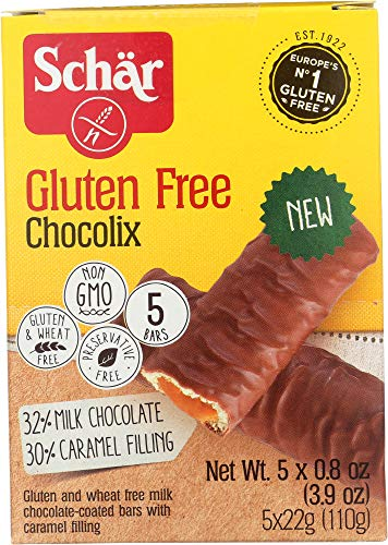 Price comparison product image Schär (NOT A CASE) Cookie Chocolate Gluten Free