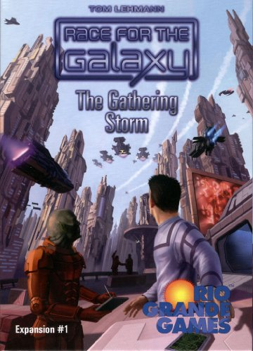 Race For The Galaxy: The Gathering Storm (Race For The Galaxy Rebel Vs Imperium)