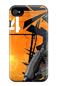 Cute Appearance Cover/tpu WPYRzee2401XEhqQ Halo 4 John 117 Case For Iphone 4/4s