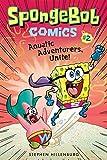 SpongeBob Comics: Book 2: Aquatic