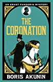 Front cover for the book The Coronation by Boris Akunin