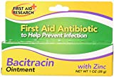 Bacitraycin Plus First Aid Antibiotic Ointment 1 oz ( Pack of 3)