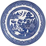 Churchill China Blue Willow Plato 26cm