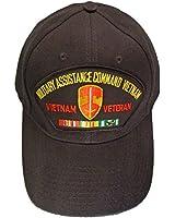 US Army Vietnam MACV Veteran Ball Cap