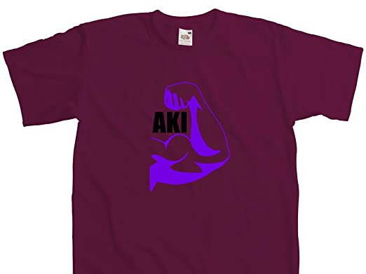 Funny popular liverpool north west the legend aki let me feel your muscles t shirt