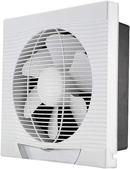 FENGRONG Ventilador de ventilación Ventilador Silencioso Ventilador Ahorrador De Energía Hogar Ventilador Baño Ventana Extractor: Amazon.es: Hogar