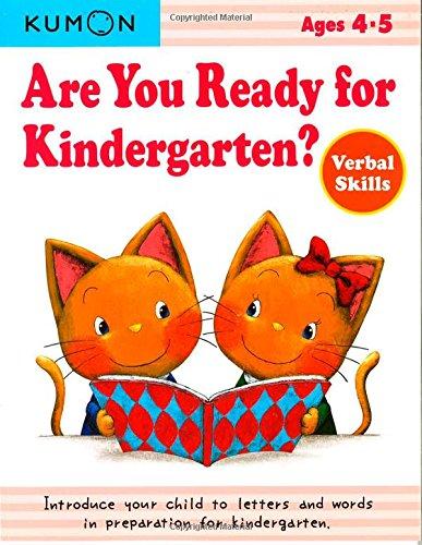 Are you Ready for Kindergarten?: Verbal Skills: Kumon ...
