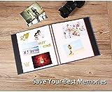 Photo Album Self Adhesive 4x6 5x7 3x5 8.5x11