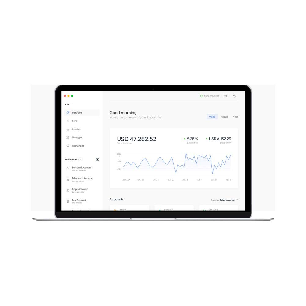 Ledger Blue  Hardware Solutions for Secure Storage of Bitcoins and Other  cryptocurrencies
