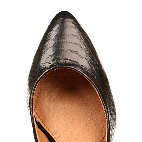 Steve Madden Femmes Noir Artist High Heels