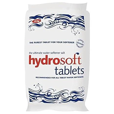 Hydrosoft Sal en Pastillas para descalcificadores (Saco de 25 kg)