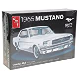 1965 Ford Mustang Hardtop 1/16 scale skill 3 AMT plastic model kit#872