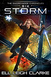 Storm (The Sword-Mage Chronicles Book 6)