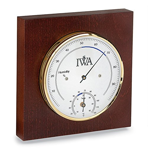 IWA Hygrometer for Wine Cellars #6753 by IWA