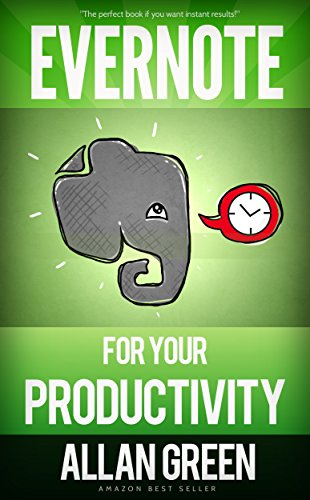 Evernote Your Productivity Beginners Notetaking ebook
