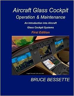 Book Aircraft Glass Cockpit Operation & Maintenance: An introduction into aircraft glass cockpit systems