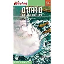 Ontario - Chutes du Niagara 2016/2017 Petit Futé (Country Guide)