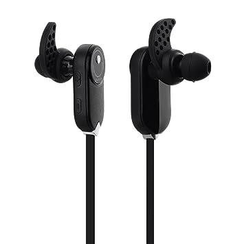 Deportes auriculares Bluetooth: Mini BLUETTEK auriculares estéreo inalámbricos ejecutandose y gimnasio/auriculares Auricular con