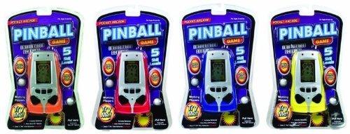 Pocket Arcade Pinball Game-Various Colors by Pocket Arcade