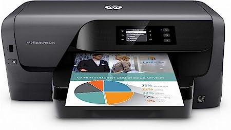 Hp D9l63a Officejet Pro 8210 Drucker Farbe Computer Zubehör