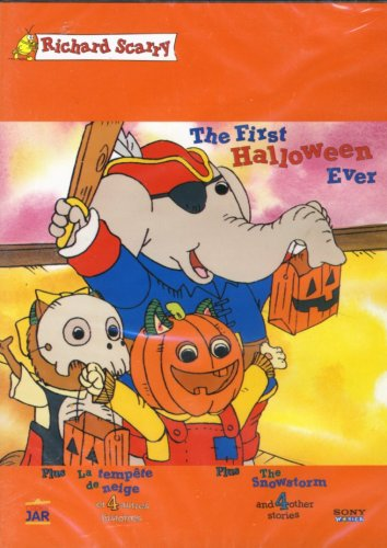 Richard Scary - The First Halloween Ever ()