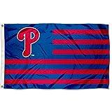 MLB Philadelphia Phillies Nation Flag 3x5 Banner