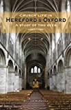 Front cover for the book Church Life in Hereford and Oxford: A Study of Two Sees, 1660-1760 by William Marshall