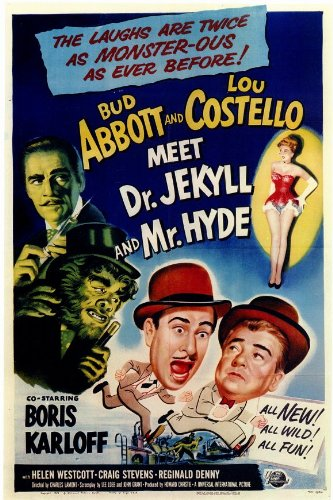 Abbott & Costello Meet Dr Jekyll & Mr Hyde
