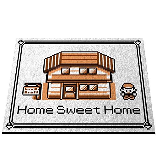 51uMLVvc4XL - Pokemon Home Sweet Home Doormat