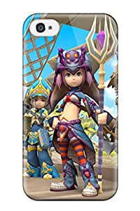 Anne C. Flores's Shop 3052092K176257163 heva/clonia/online mmo game heva clonia anime Anime Pop Culture Hard Plastic iPhone 4/4s cases