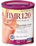 HMR 120 Shake Mix, Canister of 12 servings (Chocolate)