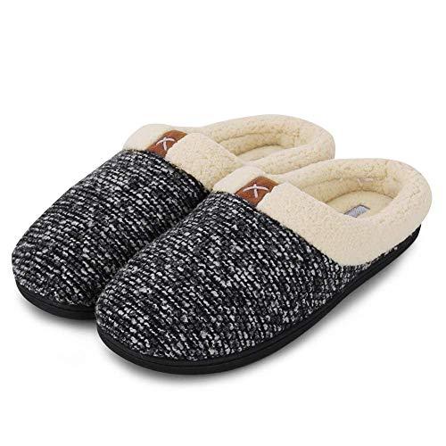44 Toomd Cozy Noir Chaussures 45 Winter Home Tongs Noir YYURqv