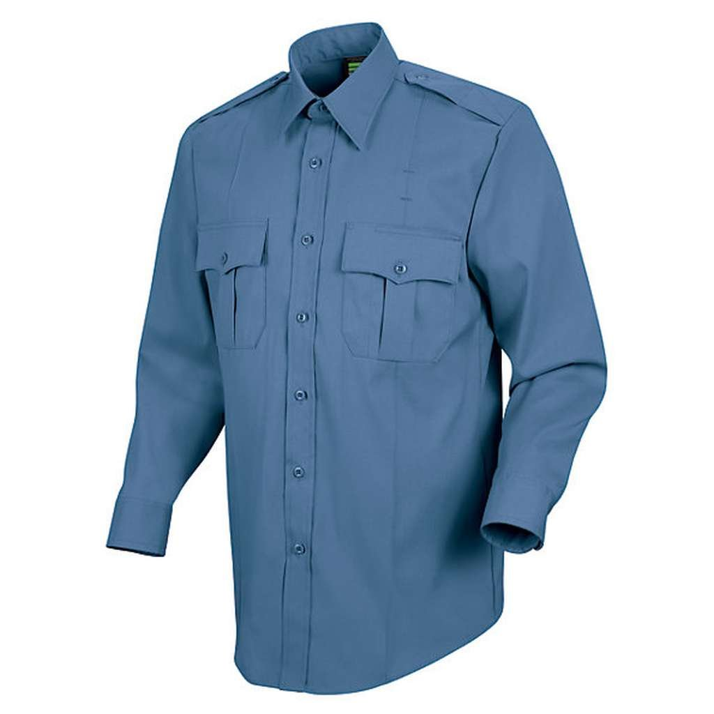 French Blue 16532 Horace Small Deputy Deluxe Shirt