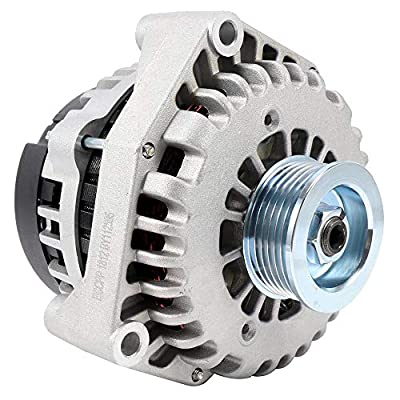 cciyu Alternators 15905871 400-12253 1-2990-01DR 8301N Fit for Cadillac Escalade ESV 2007-2014 6.2L/6.2L Chevrolet Avalanche 2007-2013 5.3L Hummer H2 2008-2009 6.2L: Automotive