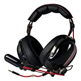 Arctic P533 - Stereo Gaming Headset I Hi-Fi-Sound I Boom Microphone I Headphone for Gaming with 3.5 mm Jack I Ultra-Comfortable I for PC Computer Gaming, Xbox, Playstation - Racing