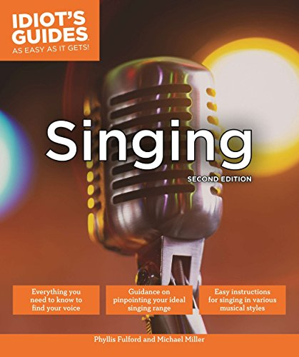 Singing, Second Edition (Idiot's Guides)