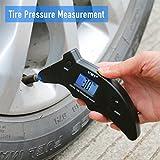 (Upgraded Version) Tire Pressure Gauge, Digital