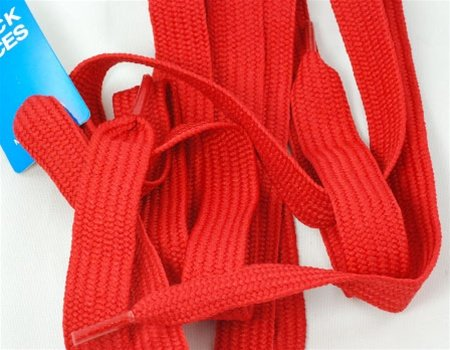 c69a47f475f4c Shoe Laces Flat Thick and Wide - 50