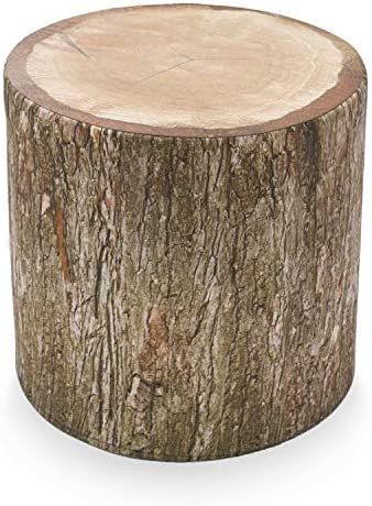 Delsit Woody Pouffe Outdoor Indoor